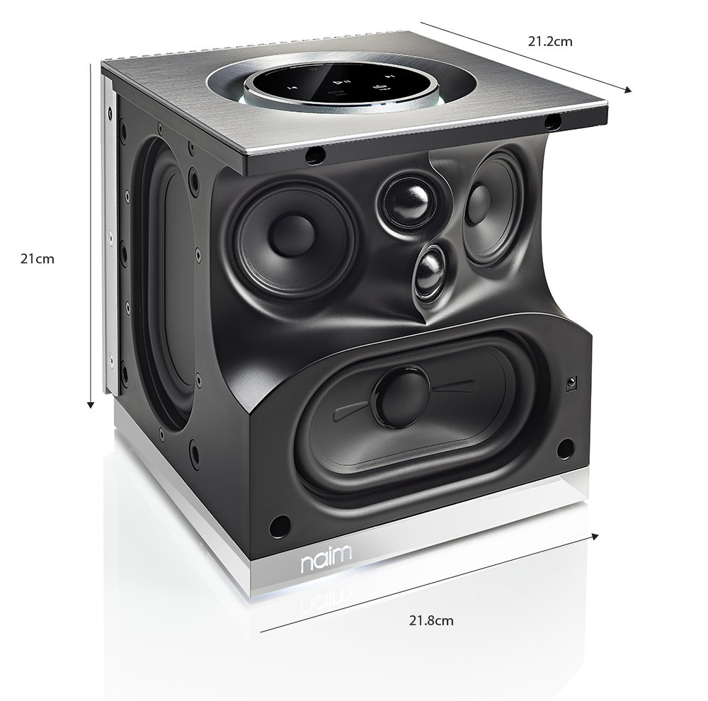 Naim Mu So Reference Wireless Music System Electronics Automotive Wiring For Home Audio Speakers