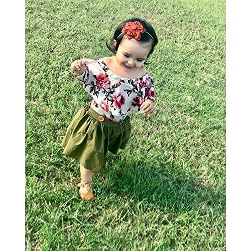 e0aafa82584e Mornbaby Infant Baby Girl Romper Twins Long Sleeve Jumpsuit Off-Shoulder  Ruffled Newborn Bodysuit Outfit