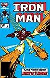 img - for Iron Man (1968-1996) #208 book / textbook / text book