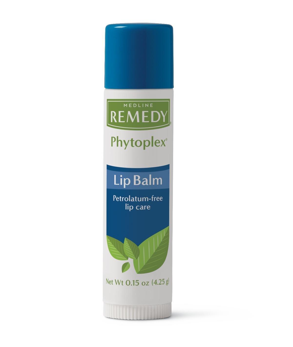 Medline MSC092915 Remedy Phytoplex Lip Balm, 0.15 oz (Pack of 36)