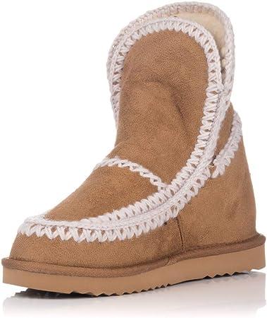 MTNG 58521, Botas de Nieve para Mujer
