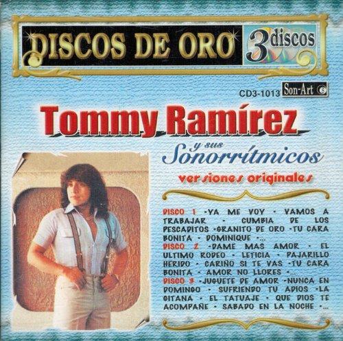 Sonorritmicos Tommy Ramirez by