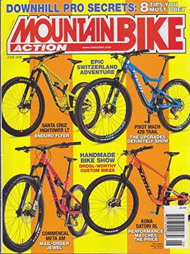 - Mountain Bike Action Magazine June 2018