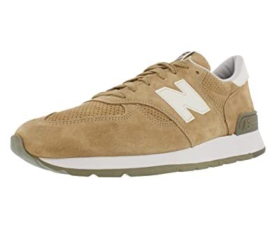 competitive price 91cba fd08d Amazon.com | New Balance 990 Heritage Casual Men's Shoes ...