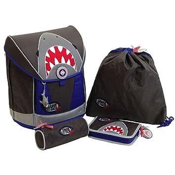 1b4c7ca1df9a0 Ranzenset Ergo Style Fun - Shark Attack  Amazon.de  Spielzeug