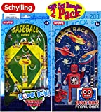 """Schylling Classic 10"""" Pinball Games Space Race"""