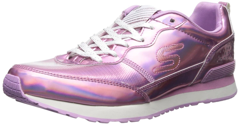 Skechers Retros Retrospect Damen Low-Top Pink (Pnk) 2018 Letztes Modell  Mode Schuhe Billig Online-Verkauf