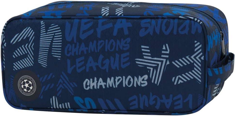 UEFA Champions League - Funda para Zapatos, diseño de Vanity: Amazon.es: Deportes y aire libre