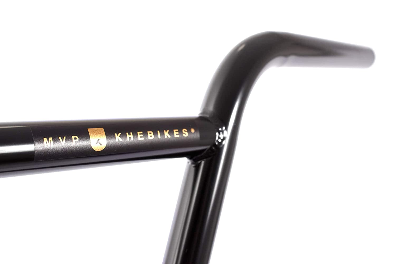 8 KHE J6 Manubrio BMX colore: nero