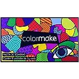 Paleta De Sombras Coloridas C/ 8 Cores, Colormake