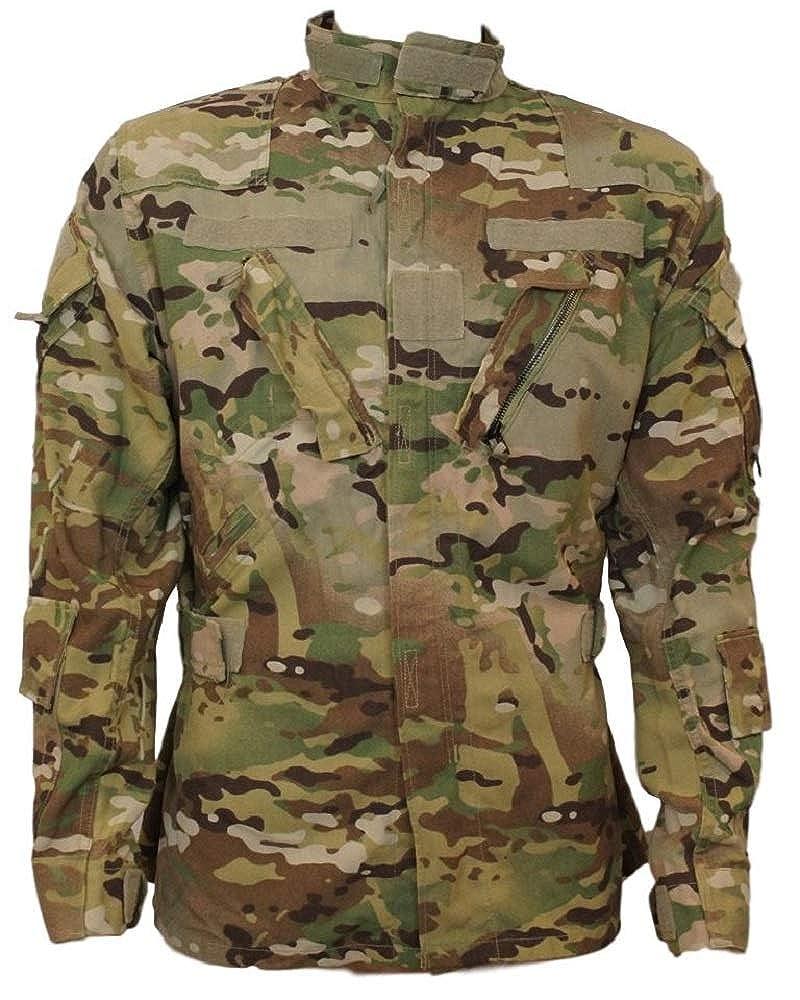 Genuine Issue GI Nomex Shirt A2CU Aircrew Combat Coat Multicam OCP Old Version