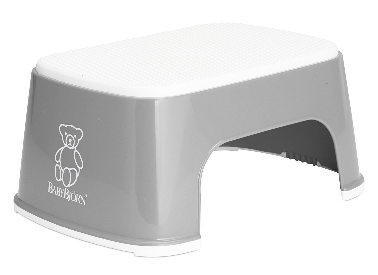 BABYBJORN Step Stool - Gray by BabyBjörn