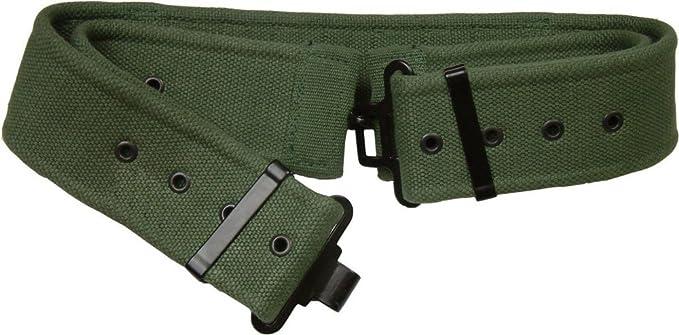 Kombat 58 Pattern British Army Surplus Webbing Combat Gear Belt PLCE