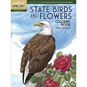 * BOOST STATE BIRDS AND FLOWERS by MotivationUSA