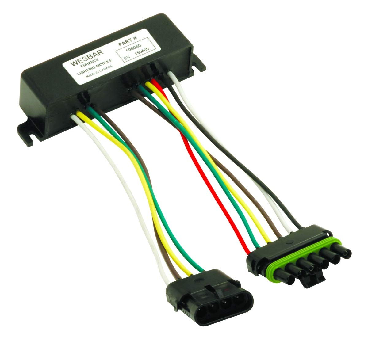 Wesbar Ag Enhanced Lighting Module with Weatherproof Plugs by Wesbar