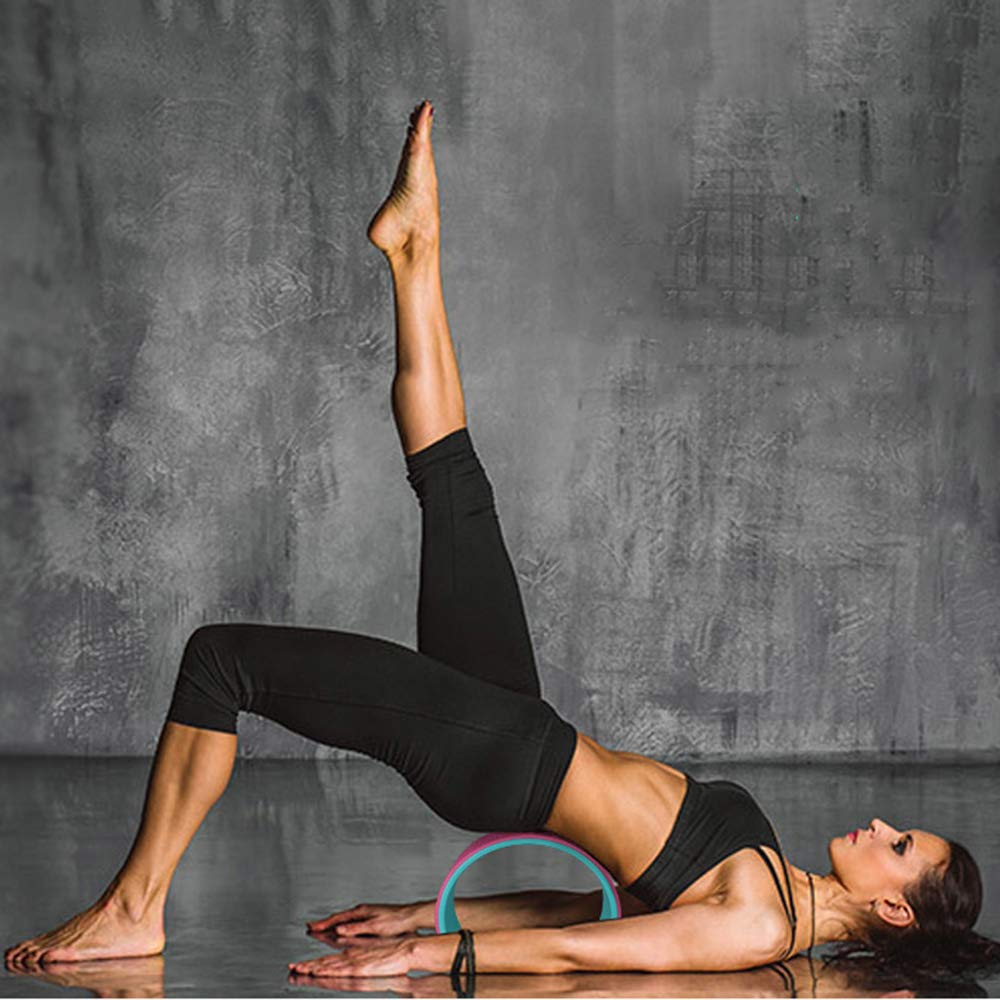 Amazon.com: Entrenamiento Ejercicio Yoga Rueda, Hogar ...
