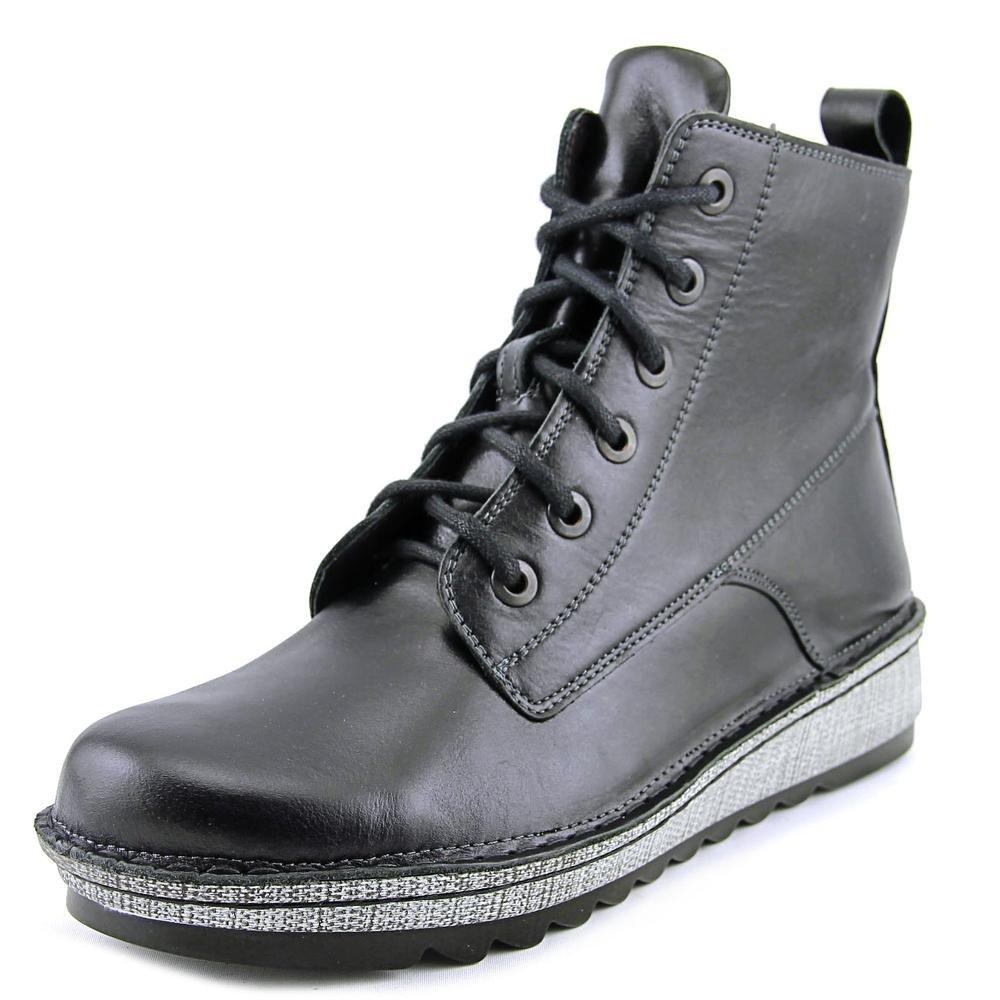 NAOT Women's Gazania Ankle Boot B019SR8P2U 9 B(M) US|Black Madras Leather