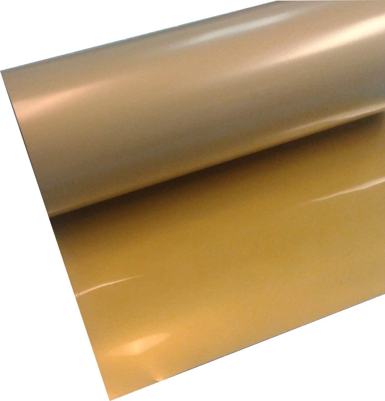 Siser Easyweed Gold 15' x 3' Iron on Heat Transfer Vinyl Roll