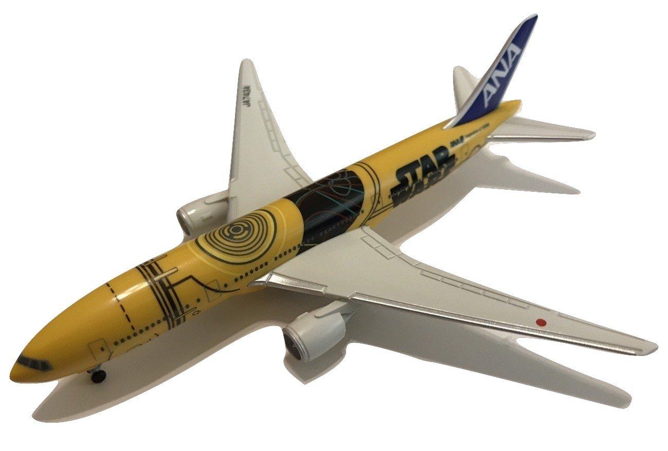 ANA C-3PO JET 全日空 スターウォーズ ANA STAR WARS PROJECT [ANA機内販売商品] (C-3PO) B06ZY39C38 C-3PO C-3PO
