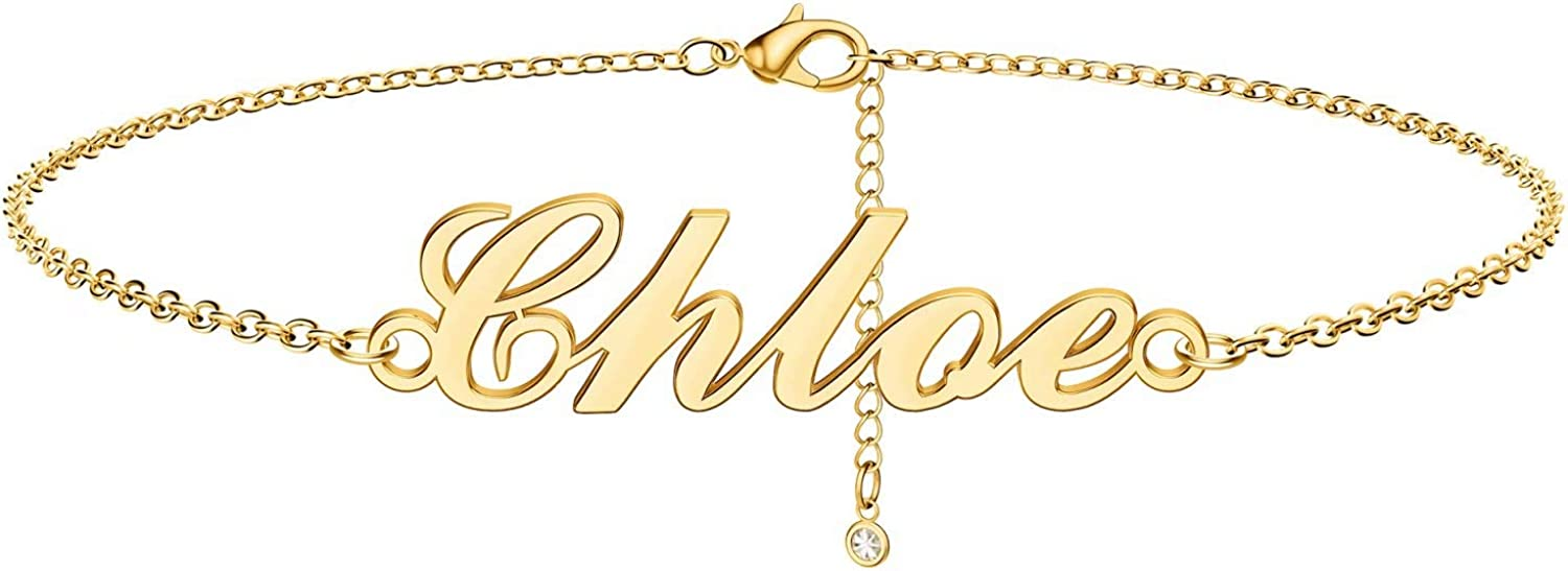 Hand-made Gold Cloud Anklet  Gold Anklet Available in 14k Gold White Gold or Rose Gold
