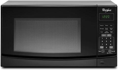 Amazon.com: Whirlpool WMC10007AB microondas de 0.7 pies ...