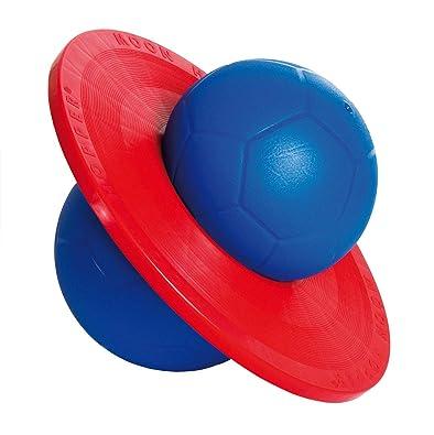Togu Moonhopper - Pelota para Saltar Azul Azul/Rojo Talla:50x7,5 ...