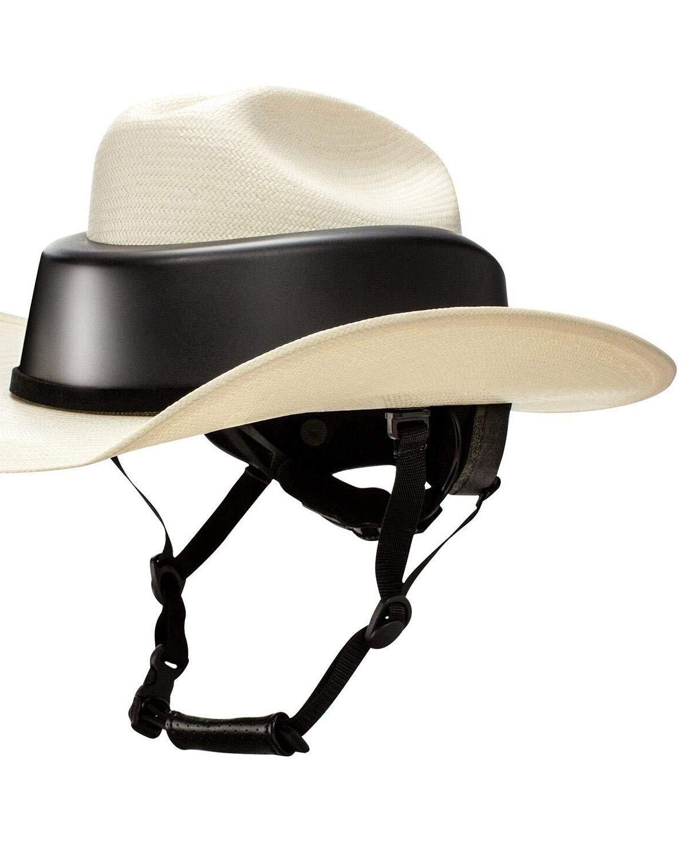 Resistol Unisex Straw Ridesafe Headgear Natural Small by Resistol (Image #1)