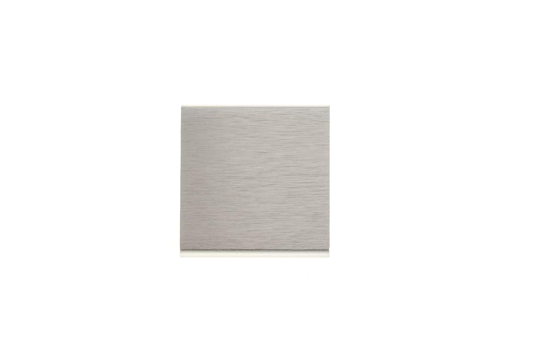 9898-25 mm BP989825170 Richelieu Hardware Stainless Steel Finish Contemporary Aluminum Edge Pull