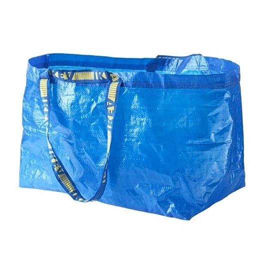 Amazon.com: Elisa bolsas de IKEA FRAKTA – 5 x Grande, color ...