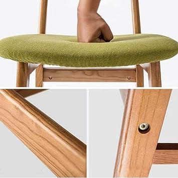 YZYDZ Modern Furniture Housewares Sillas Plegables de Madera ...