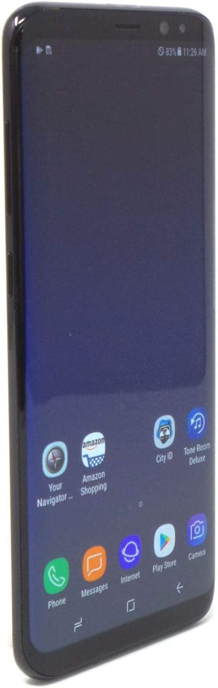 GSM Factory Unlocked 4G LTE Samsung Galaxy S8 Plus 64GB Renewed Verizon Arctic Silver