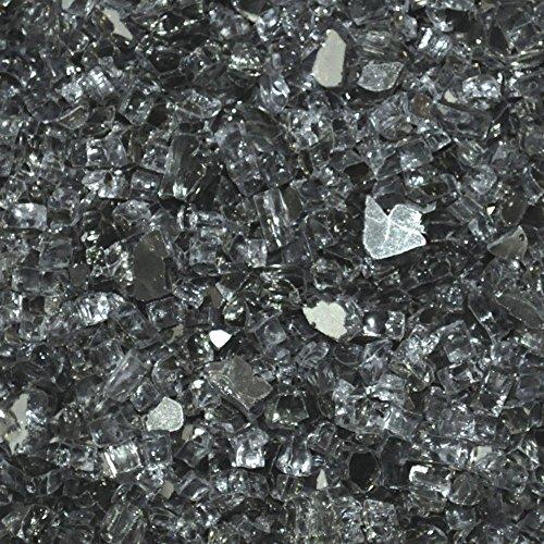1/2 Cobalt Reflective Premium Fireglass