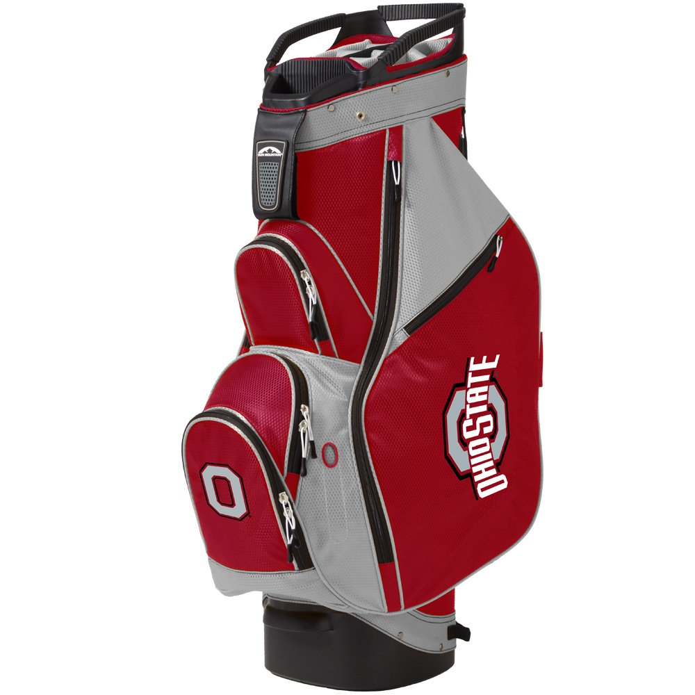 Sun Mountain 2015 Collegiate Licensed C-130 Men's Golf Cart Bag (Ohio State) by Sun Mountain (Image #1)