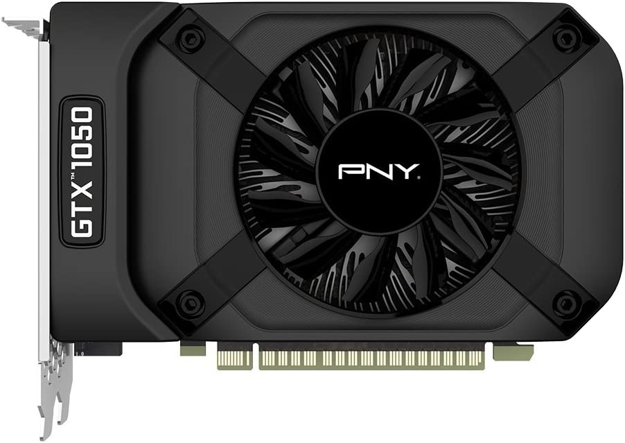 VCGGTX10502PB PNY NVIDIA GeForce GTX 1050 2GB Graphics Card
