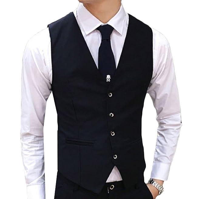 Amazon.com: nicelly para hombre ocio negocio Blazer Fit ...