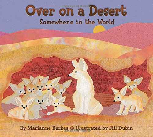 Over on a Desert: Somewhere in the World