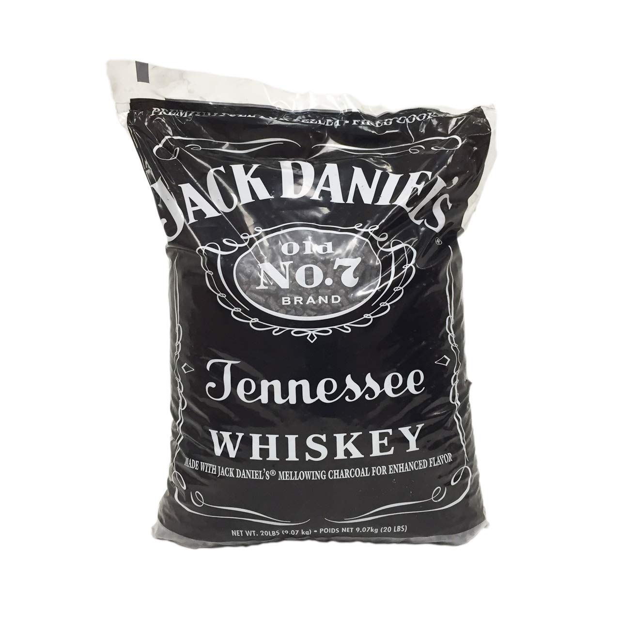 BBQR's Delight Jack Daniels Smoking BBQ Pellets 20 Pounds BBQR' s Delight