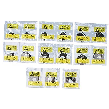 guarnizione set di rondelle di guarnizione o ring orologio posteriore Llf kit di guarnizioni di ricambio per orologio
