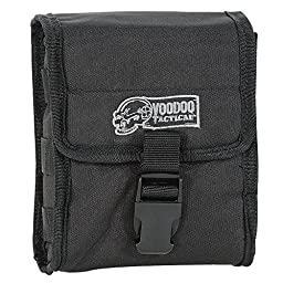 Voodoo Tactical Men\'s Tactical Binocular Case, Black