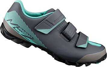 SHIMANO SHME2PG390WL00 - Zapatillas Ciclismo, 39, Negro - Verde ...