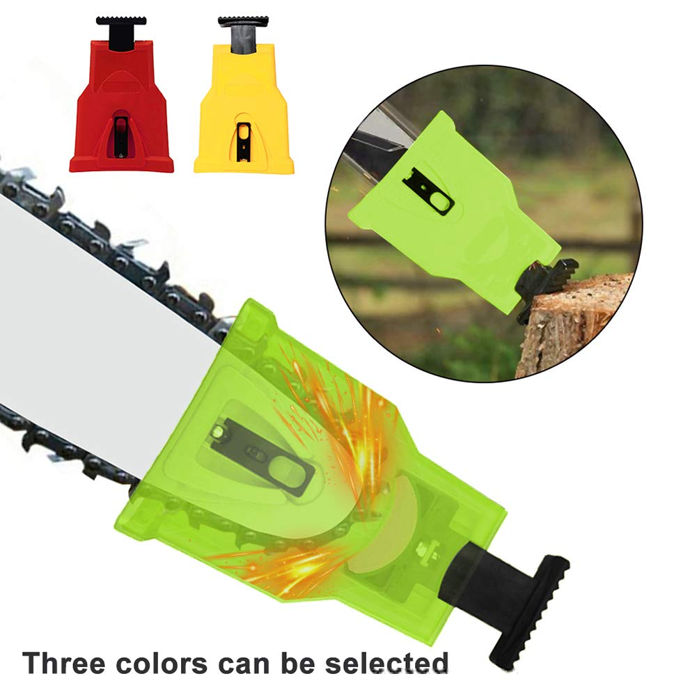 REDAPP Outil abrasif pour syst/ème daff/ûtage rapide pour aff/ûteuse de cha/îne de taille professionnelle 1 pierre /à aiguiser