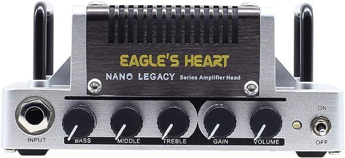 w//Pol Modeled After ENGL Savage 120 Hotone NLA-7 Eagles Heart 5-Watt Mini Amp