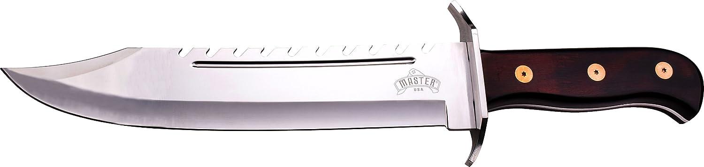 Master USA Adultes Longueur Totale cm Taille Unique Multicolore 41,59/Couteau dext/érieur