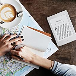 Kindle Paperwhite E-reader - Black, 6\