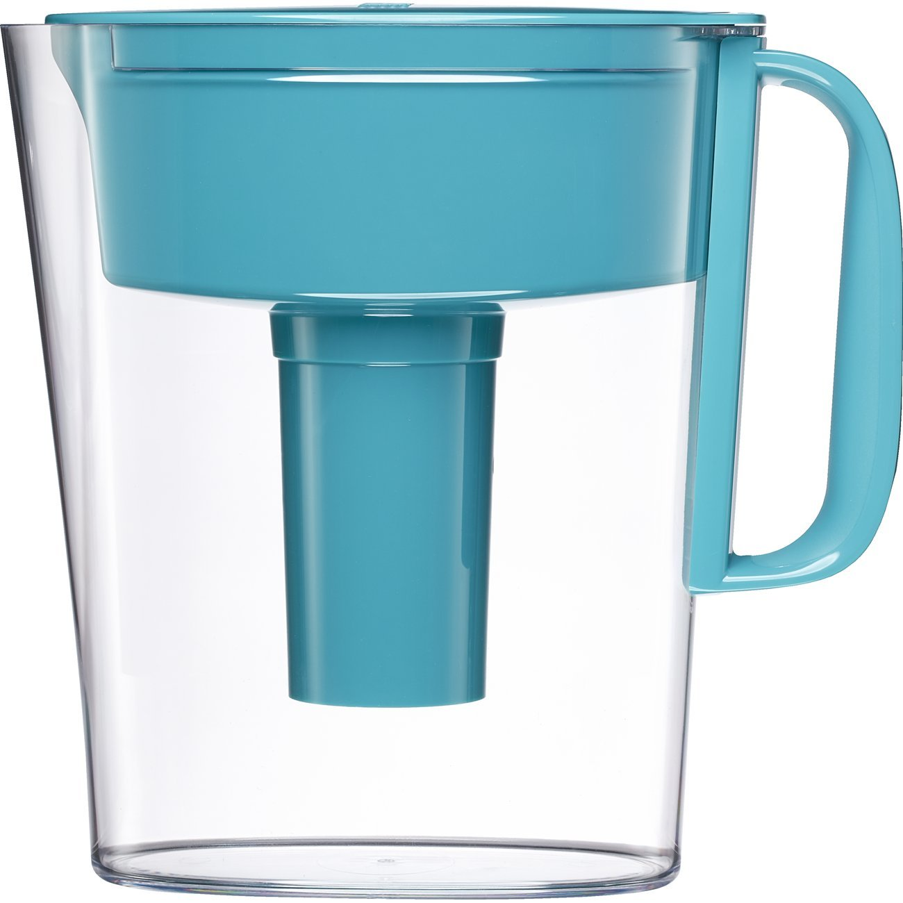 Amazon.com: Brita Small 5 Cup Metro Water Pitcher With Filter   BPA Free    Turquoise: Kitchen U0026 Dining
