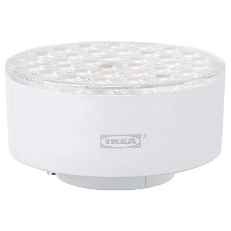 IKEA LEDARE GX53 - Bombilla LED (1000 lúmenes, luz blanca cálida, intensidad regulable