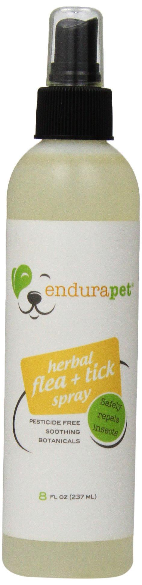EnduraPet Herbal Flea and Tick Spray for Pets
