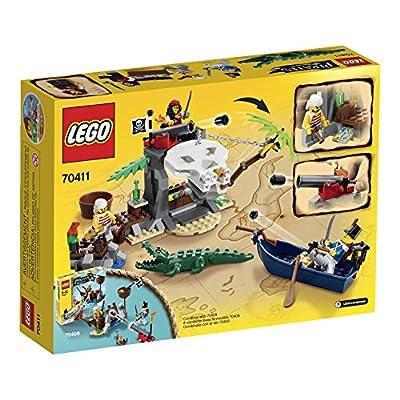 LEGO Pirates Treasure Island (70411): Toys & Games