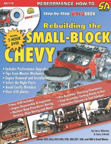 how to rebuild chevy small block - 5