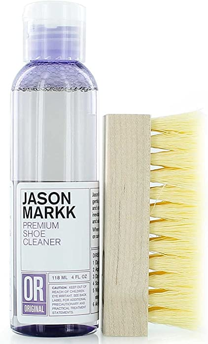 Jason Markk Premium Shoe Cleaner Brush And Solution Style: JM-2-001 Size: OS